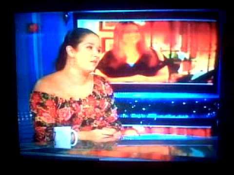 Daniela Alvarado entrevista en ChataingTV Pt. 2/2