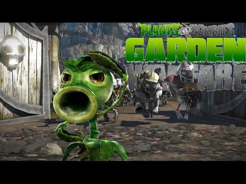 Plants vs Zombies - Soy la Mejor Planta!!! - De Noob a Pro en una partida de mucha Acción