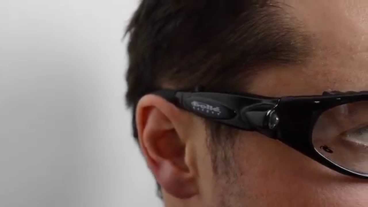 ba0151668c0e Bolle Galaxy Safety Glasses - Online Review - YouTube