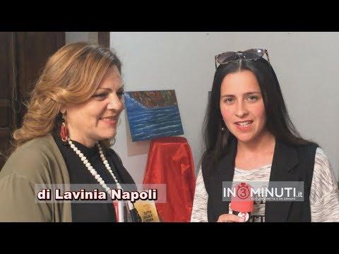 Il Maggio dei libri, l'assessore Katia Ferrauto al microfono di Lavinia Napoli