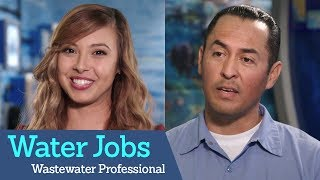 How to Get a Water Job ~ Wastewater Collections Worker