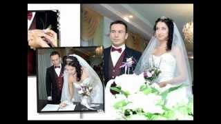 Ситцевая свадьба Марины и Наима