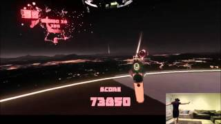 Space Pirate Trainer Old High Score - 176k