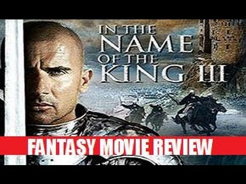 Critique Dvd In The Name Of The King 3 Youtube
