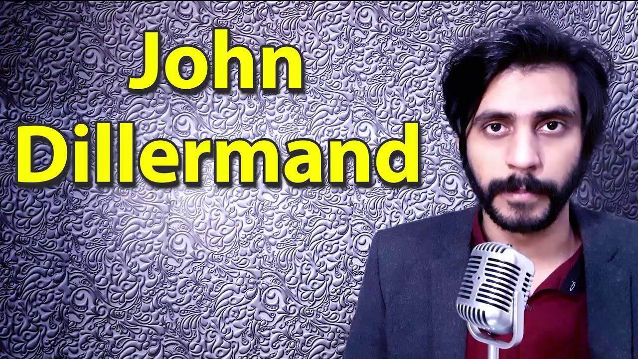 How To Pronounce John Dillermand - YouTube