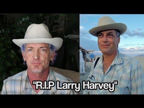 """R.I.P. Larry Harvey""  Hug Nation 04.30.18"