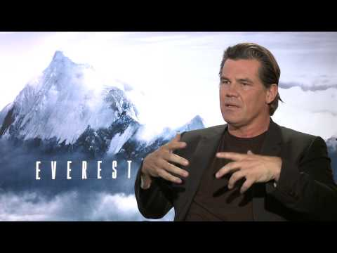 Everest: Josh Brolin Official Movie Interview