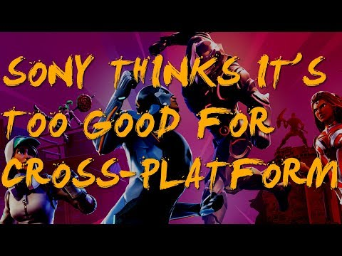 Sony: No Cross Platform Play Because PS4 Is Better Than Other Consoles