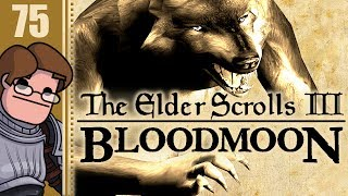 Let's Play The Elder Scrolls III: Morrowind - Bloodmoon Part 75 (Patreon Chosen Game)