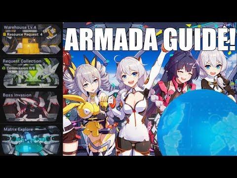 Honkai Impact 3 - Armada Guide & Your Responsibilities
