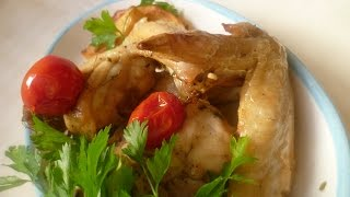 Easy Chicken Recipes Chicken Wings in the Oven quickly  #italian #food #italianfood