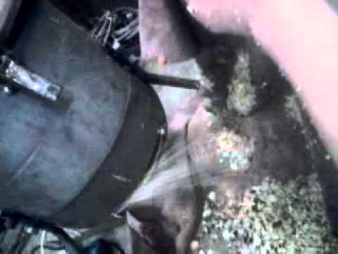 Корморезка своими руками из газового