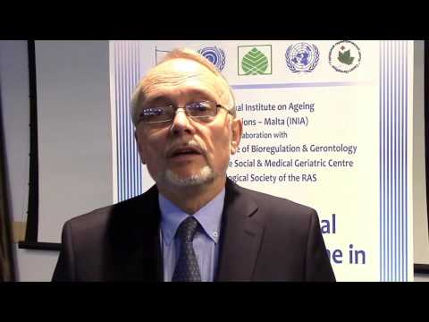 Interview with Dr. Alexandre Sidorenko: Global Strategy to Adapt to Population Aging | LEAF
