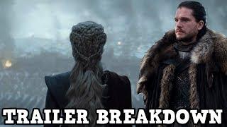 Game of Thrones Season 8 Episode 6 Trailer Breakdown - The Finale