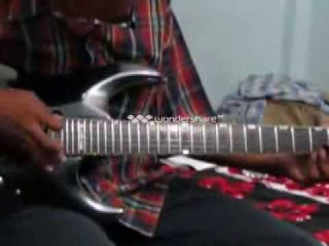 TIIM - Subhadeep Samanta - Another Dime (Rockschool Guitar Debut)