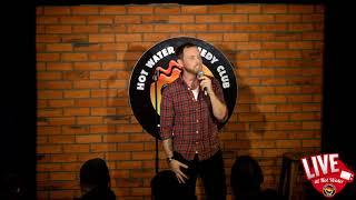 Matt Watson LIVE at Hot Water Comedy Club