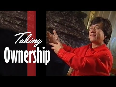 Jackie Chan on Taking Ownership - 2 mins of Inspiration