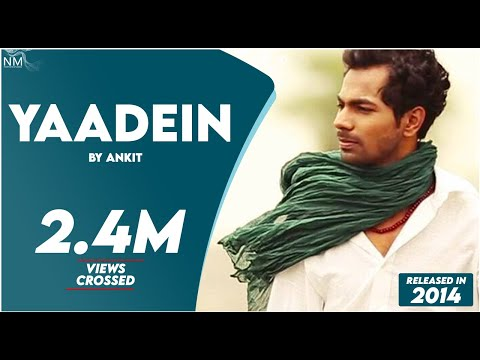 YAADEIN Feat. Ankit || Namyoho Studios || Official Video