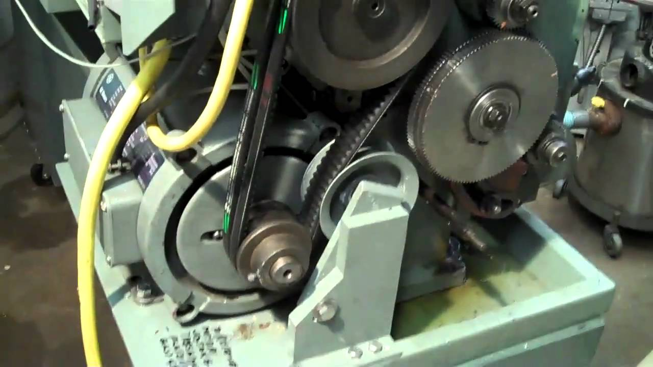 Variable Frequency Drive Lathe Install Details 2011 Youtube