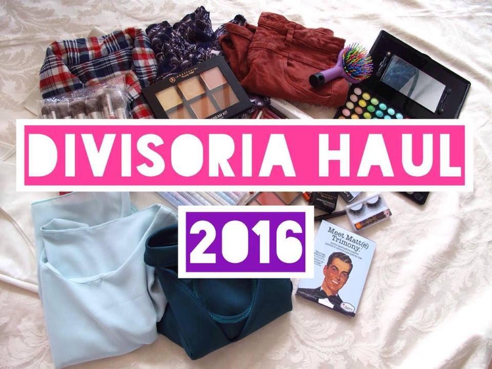 Divisoria Haul 2016 | Clothes & Makeup