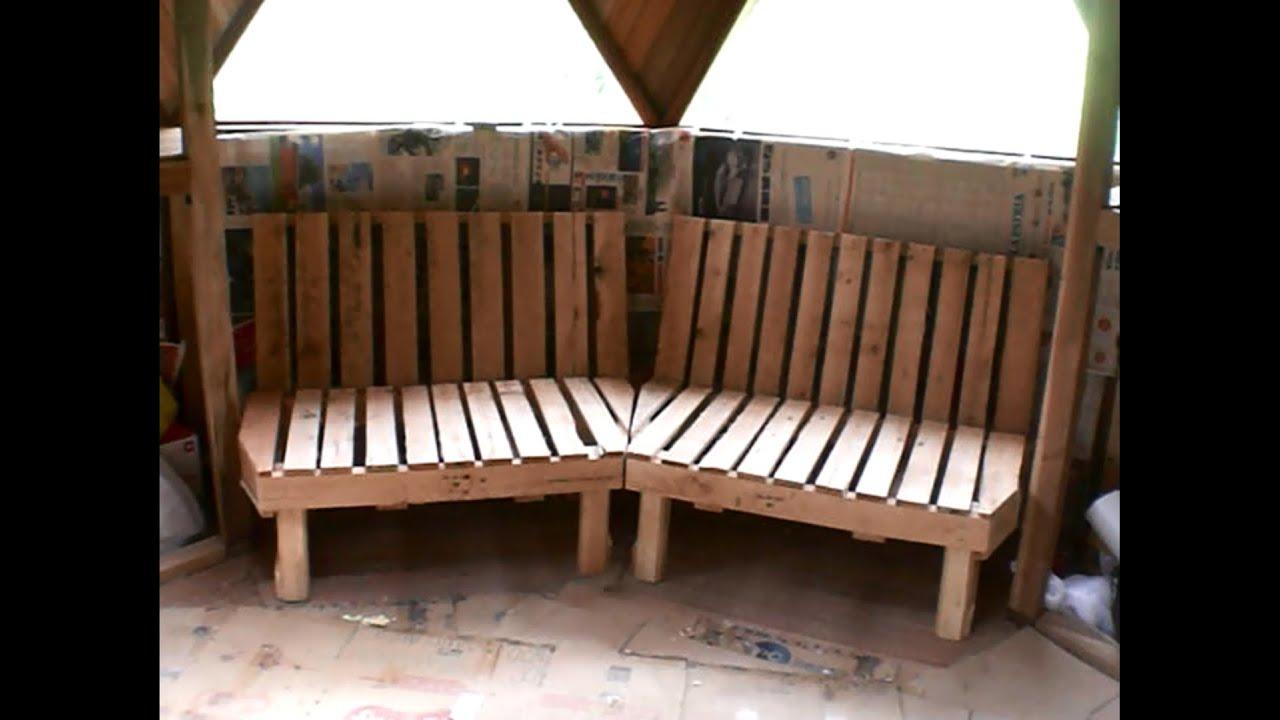 Estructura muebles proyecto autosustentable for Domo muebles