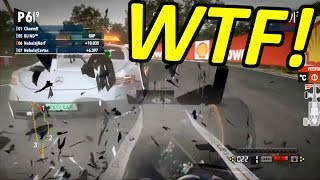 F1 Game Glitches & Crashes of 2015