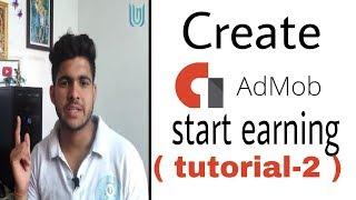 2 (öğretici) adım adım abmob hesap ve reklam birimi oluşturma