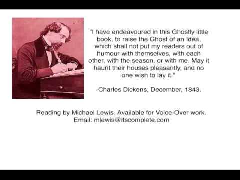 A Christmas Carol Stave 1 - Part 2