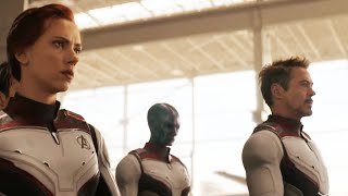 Avengers 4: New Quantum Realm Suits Concept Arts | Explained In Hindi | BlueIceBear