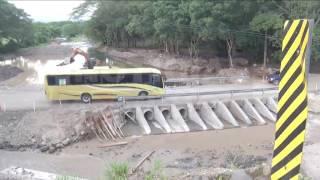 Actualización puente Motochico , Chalatenango.