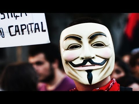 Anonymous - YOU MUST SEE THIS BEFORE ITS TOO LATE... (Million Mask March 2017)
