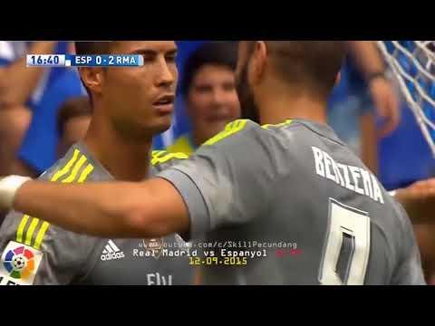 Cristiano Ronaldo Cetak 5 GOL di pertandingan ini