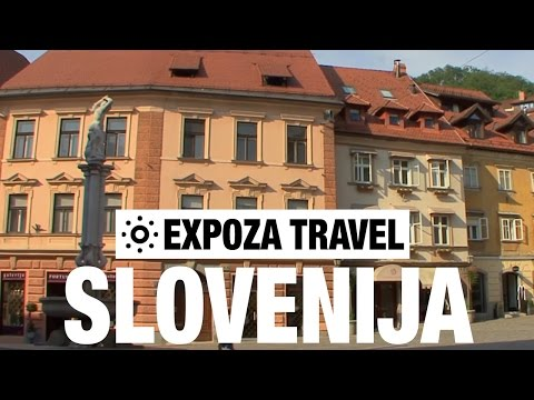 Slovenija (Europe) Vacation Travel Video Guide