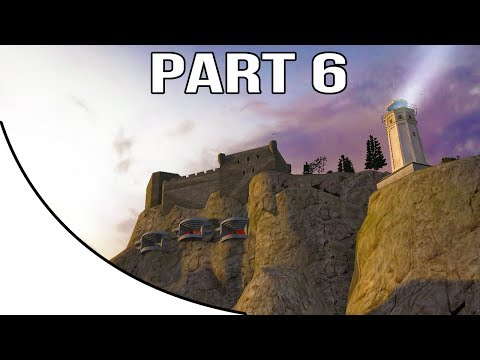 Call Of Duty United Offensive Gameplay Walkthrough Part 6 - British Campaign - Sicily