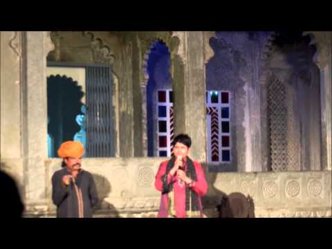 Folk Culture @ Bagore ki Haveli -