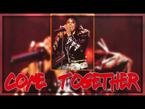COME TOGETHER  Bad World Tour Fanmade  Michael Jackson