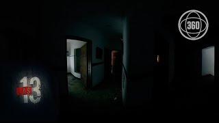 ¡Atrévete a entrar en esta casa embrujada! | Video 360 | Caracol TV