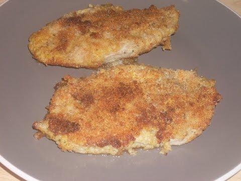 recette-des-escalopes-de-veau-panées-à-l'italienne--recette-facile