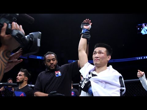 Fight Night Denver: The Korean Zombie - It's My Time