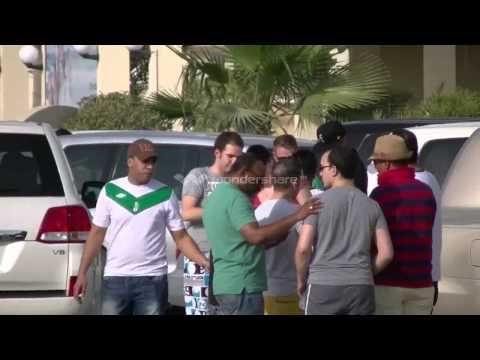 Hilton Doha Safari part 1