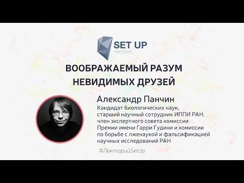 видео: Александр Панчин — Воображаемый разум невидимых друзей