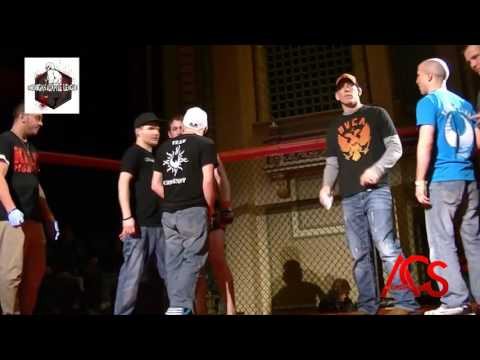 KIlla Rese Vs MIcheal Robertson (ACSLIVE TV Presents) Michigan Battle League Fight