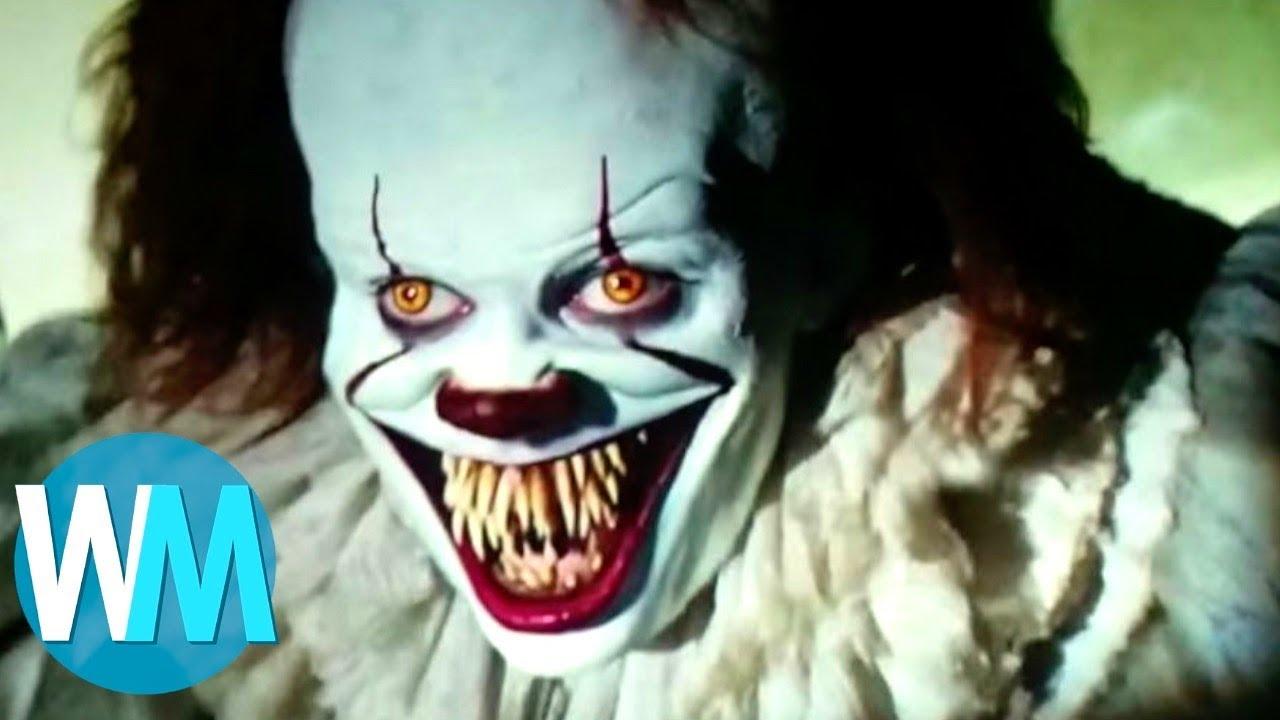 Top 10 monstres de film d 39 horreur les plus meurtriers youtube - Dessins de monstres ...