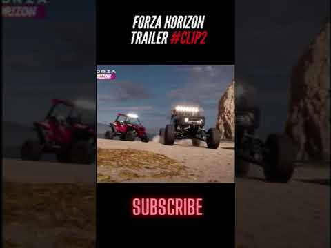 Forza Horizon 5 Official Trailer | #shorts | PS4 PS5 XBOX PC GAME Games ShortClips thumbnail