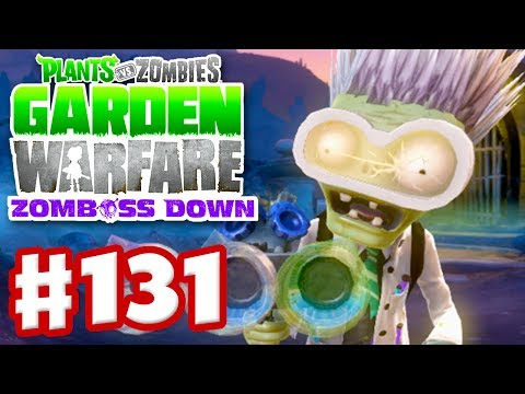 Plants vs. Zombies: Garden Warfare - Gameplay Walkthrough Part 131 - Chemist (Xbox One)