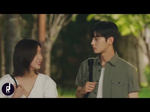 [MV] Cha Eun Woo (ASTRO) - Rainbow Falling | My ID Is Gangnam Beauty OST PART 7 | ซับไทย