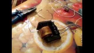 Блокинг генератор ТВС и УН9-27