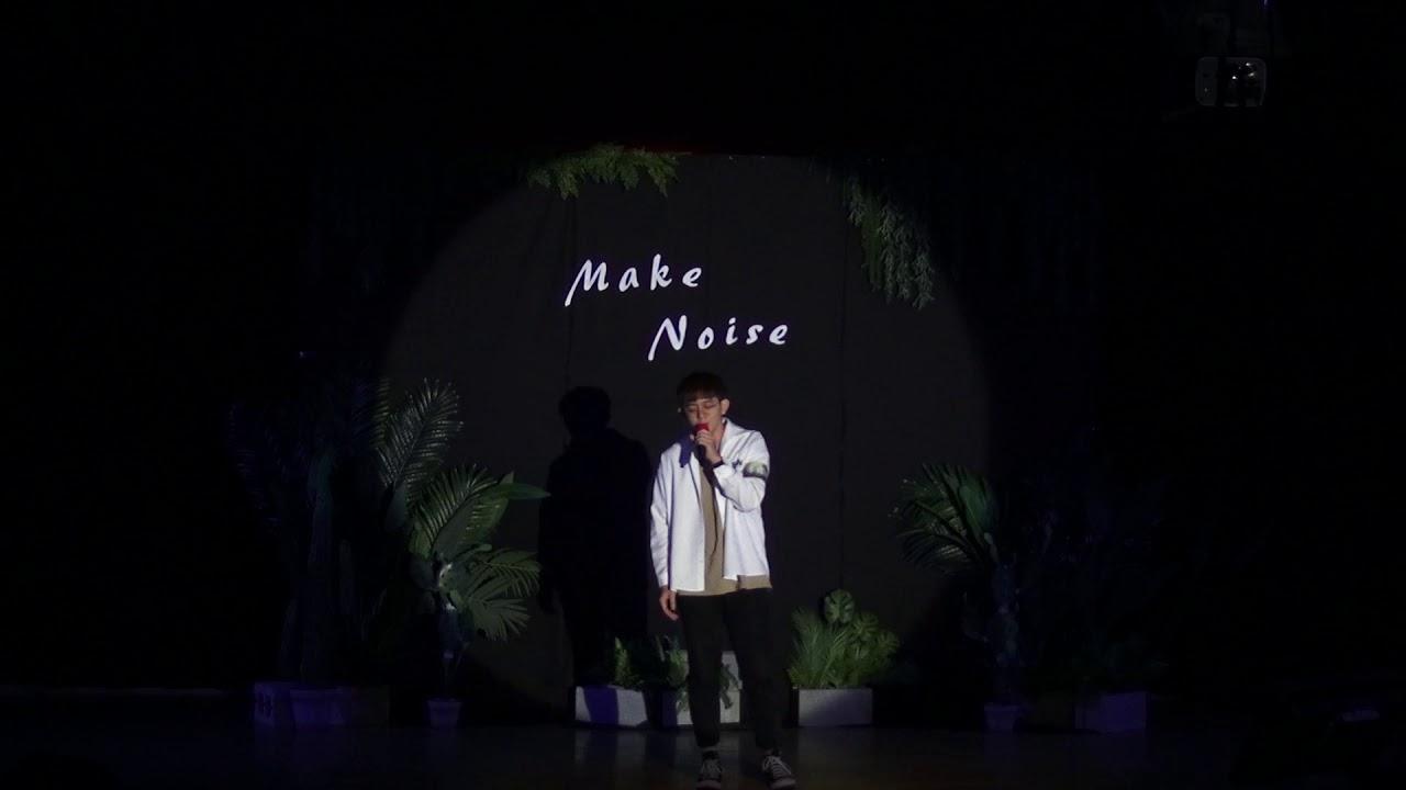 2020 Make noice歌唱比賽-PK賽李O翔-方圓幾里 - YouTube