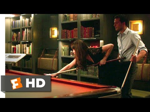 Thumbnail: Fifty Shades Darker (2017) - A Friendly Wager Scene (5/10) | Movieclips