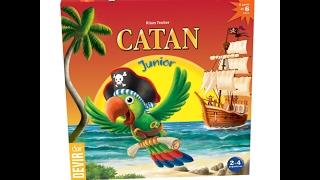 Cómo jugar  a Catan Junior - Devir